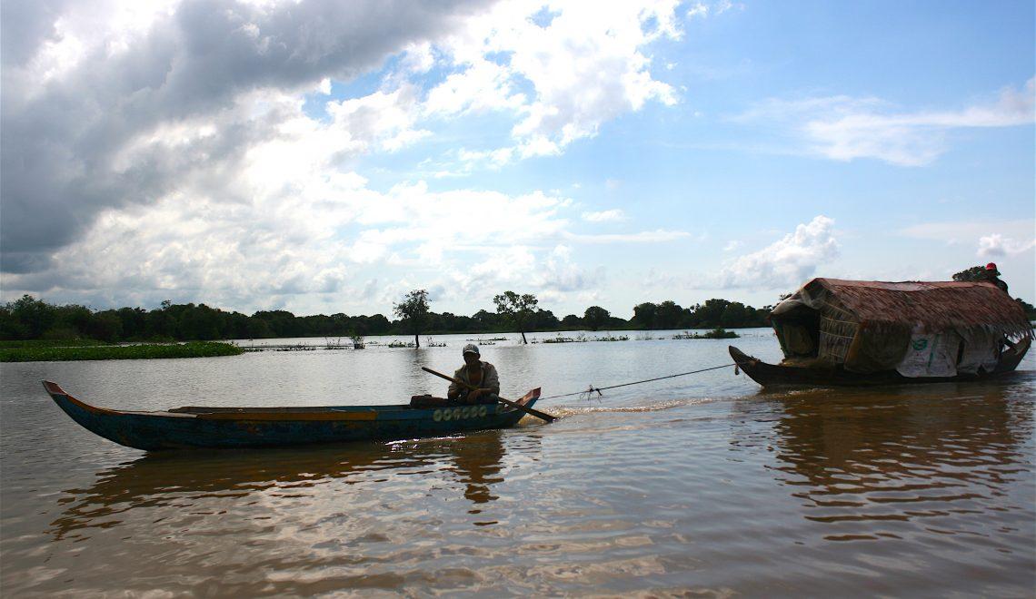 Floating Villages on the Tonlé Sap