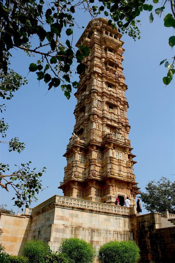 Vijaystambh in Chittorgarh
