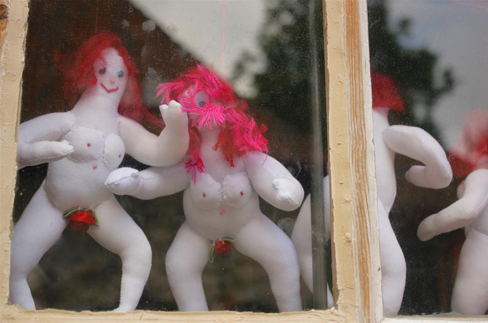 souvenir, soft toy, doll, craft, local craft, Norway, Bryggen, Bergen, World Heritage Site, Scandinavia, travel