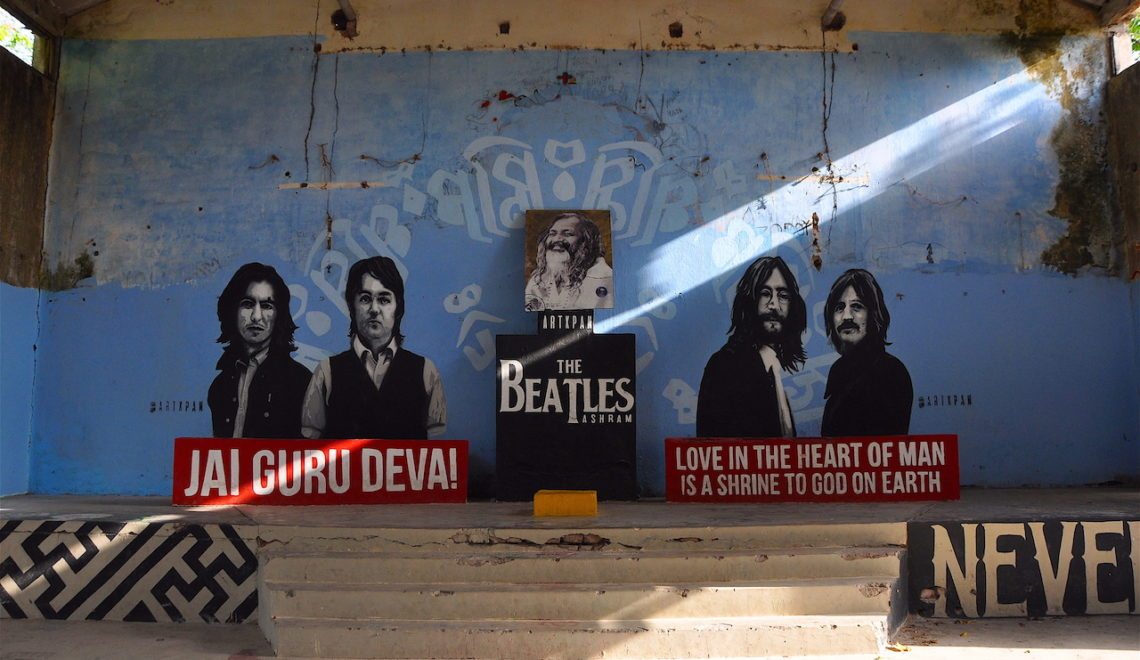 Child Of Nature: The Beatles Ashram