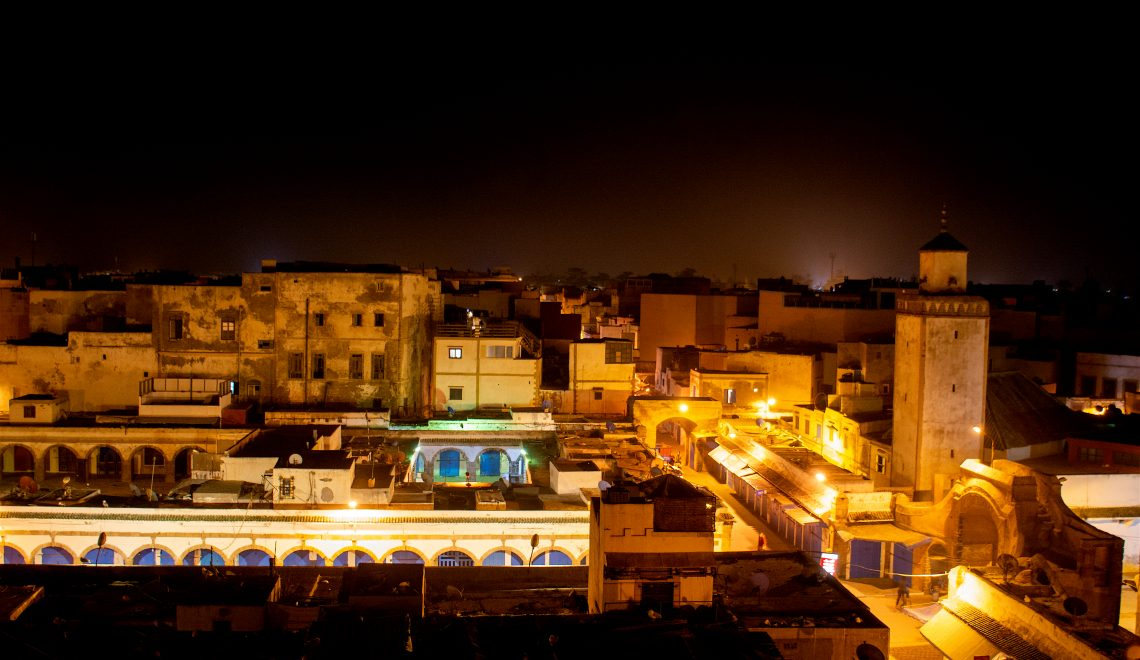 The Pandemic Travel Diaries: Morocco